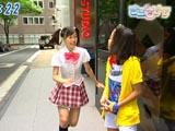 久住小春 月島きらり おはスタ 2007/7/6