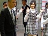 久住小春 訪台 2007/10/29
