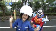久住小春 月島きらり おはスタ 2007/11/7