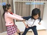 久住小春 月島きらり おはスタ 2008/4/17