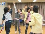 久住小春 月島きらり おはスタ 2008/4/18