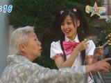 久住小春 月島きらり おはスタ 2008/7/9