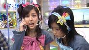 久住小春 月島きらり おはスタ 2008/10/29