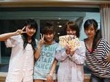 新垣里沙・久住小春・ジュンジュン ON8 2009/5/14