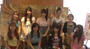 久住小春 AXBackstage Morning Musume Interview